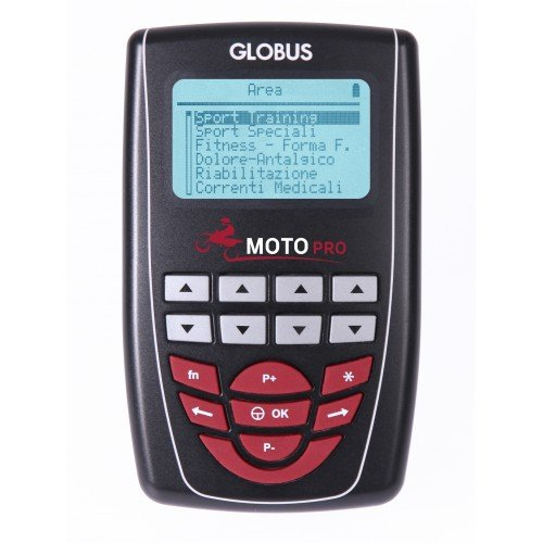 Elettrostimolatore Moto Pro Globus