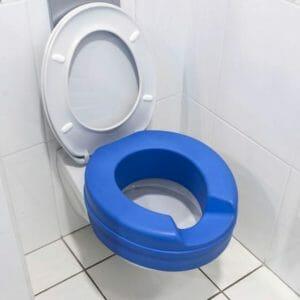 Rialzo WC H304 Finesse INVACARE