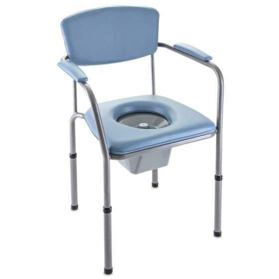 Sedia per WC Omega Eco H440 Invacare 3