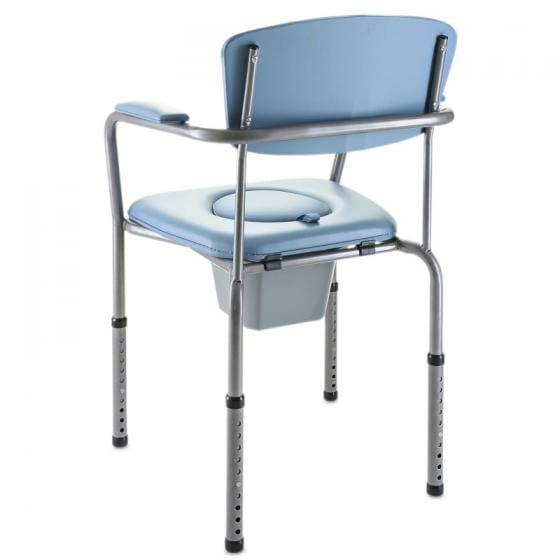 Sedia per WC Omega Eco H440 Invacare 2