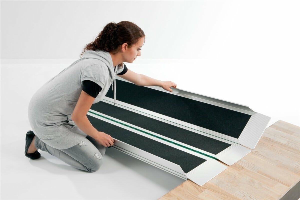 Rampa a valigetta Easy Fold Pro 3 7