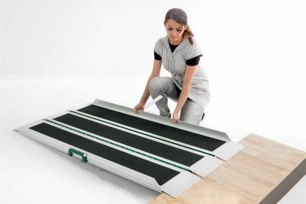 Rampa a valigetta Easy Fold Pro 3 8