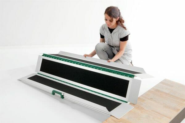 Rampa a valigetta Easy Fold Pro 3 6