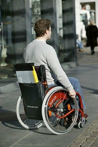 Rampa per disabili Lite 10