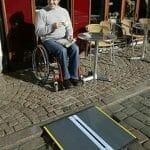 Rampa per disabili Lite 11