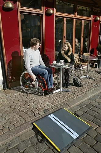 Rampa per disabili Lite 14