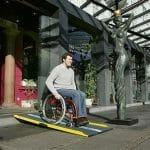 Rampa per disabili Lite 2