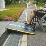 Rampa per disabili Lite 23