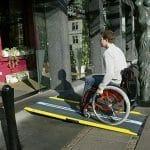 Rampa per disabili Lite 3