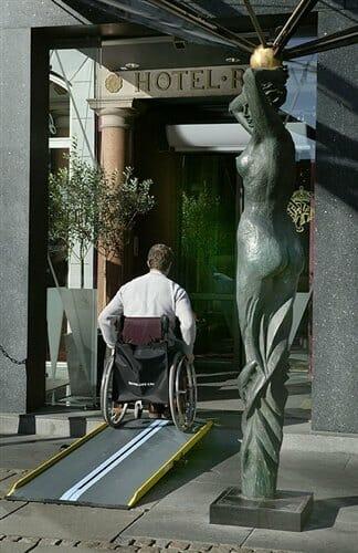 Rampa per disabili Lite 6