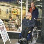 Rampa per disabili fissa 3