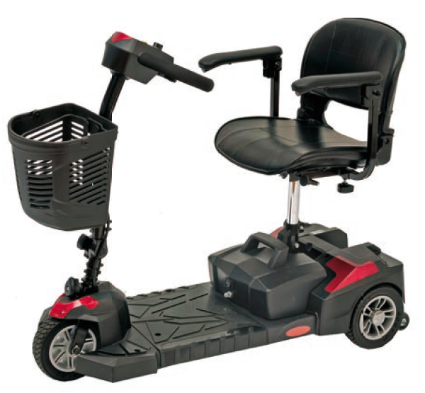Scooter Elettrico ANDY 3 Wimed 1