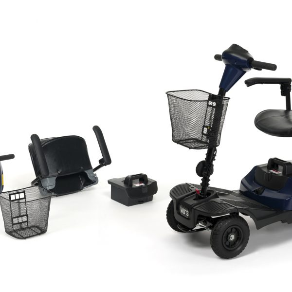 Scooter Elettrico ANTARES 4 2