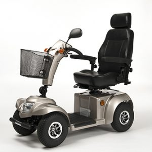 Scooter Elettrico CERES 4 DELUXE 1