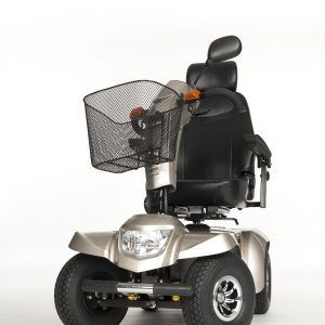 Scooter Elettrico CERES 4 DELUXE 2