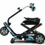 Scooter Elettrico S19 Pieghevole 2