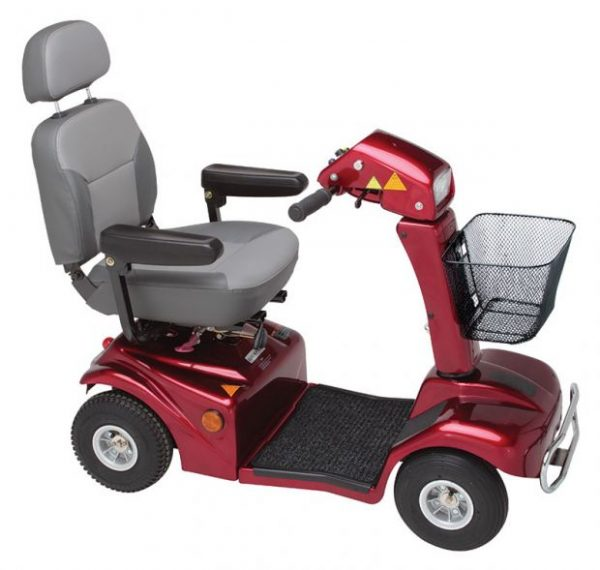Scooter Elettrico RASCAL 388 DELUXE 1