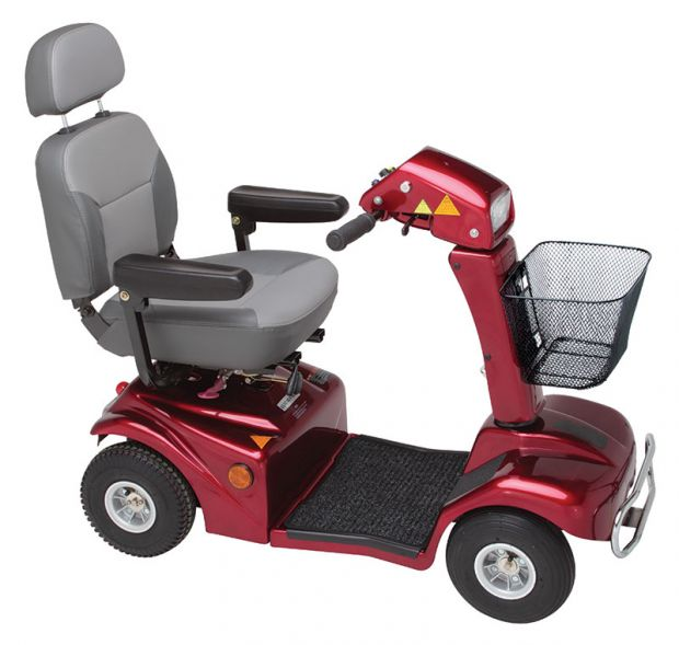 Scooter Elettrico Scooter Elettrico Rascal 388 Deluxe