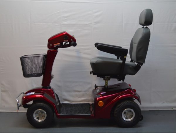 Scooter Elettrico RASCAL 388 DELUXE 3