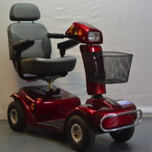 Scooter Elettrico RASCAL 388 DELUXE 2