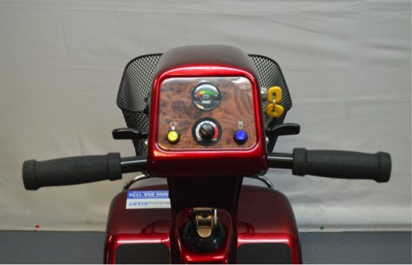 Scooter Elettrico RASCAL 388 DELUXE 4