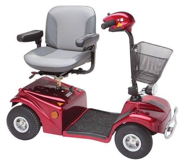 Scooter Elettrico RASCAL 388 Standard 3