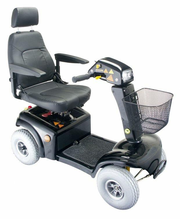 Scooter Elettrico RASCAL 850 2