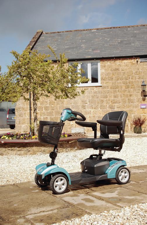 Scooter Elettrico RASCAL VEO SPORT 3