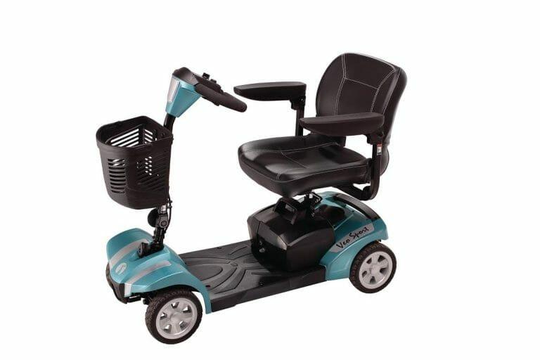 Scooter Elettrico RASCAL VEO SPORT 1