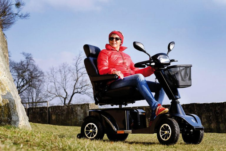 Scooter Elettrico STERLING S700 6