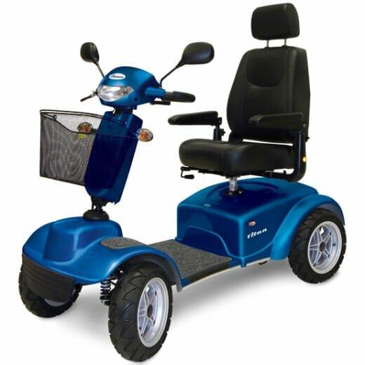 Scooter Elettrico TITAN