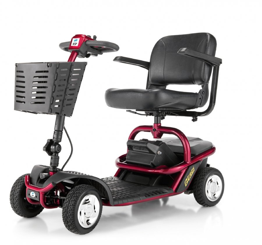 Scooter Elettrico Zoom S1021