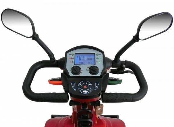 Scooter Elettrico LUXOR MEDILAND 4