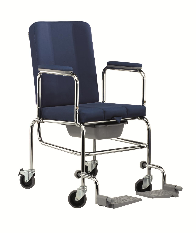 Sedie a rotelle per anziani e disabili ab medical - Sedia con rotelle ikea ...