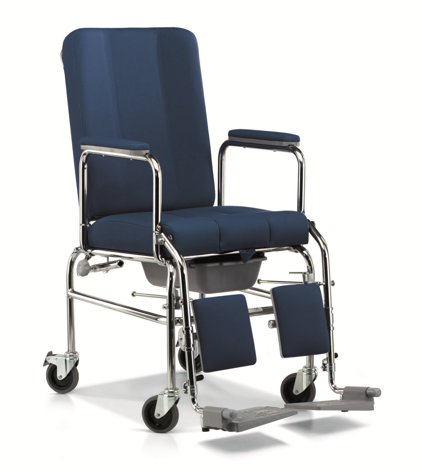 Sedia a rotelle e 100 invacare ab medical for Larghezza sedia a rotelle