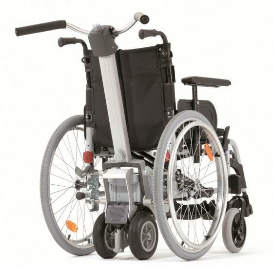 Spinta carrozzina elettrico Viamobil eco V14