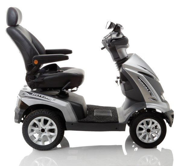 Scooter Elettrico ROYAL CM720 2