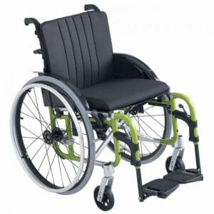 Carrozzina Superleggera SpinX Invacare