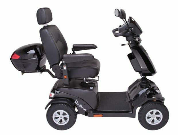Scooter Elettrico VENTURA X RASCAL 7
