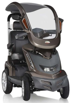 Scooter Elettrico MONARCH ROYAL 4S 2