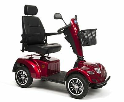 Scooter Elettrico CARPO 2 ECO 1