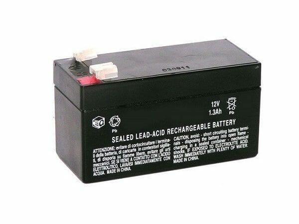 03024024 Batteria 12 V 1,3 Ah