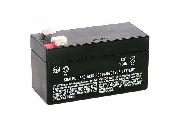 03024024 Batteria 12 V 13 Ah