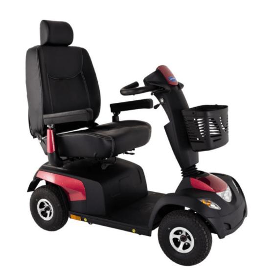 Offerte pazze Comparatore prezzi  Scooter Elettrico Scooter Elettrico Comet Ultra Invacare  il miglior prezzo