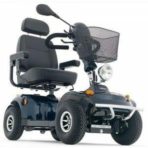 Scooter Elettrico MONTECARLO Nuova Blandino