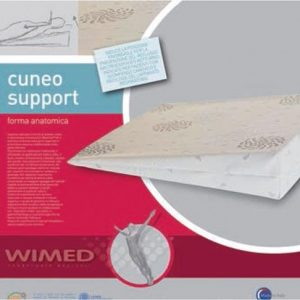 Cuneo support Wimed