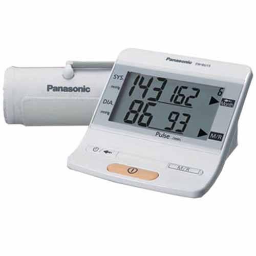 Sfigmomanometro Da Braccio Panasonic Ew Bu15