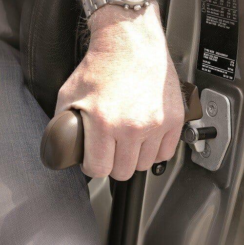 Supporto per la seduta ed il sollevamento in auto Allmobility TR METRO