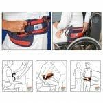 Cintura lombare imbottita Allmobility TR CINTSOLL_a