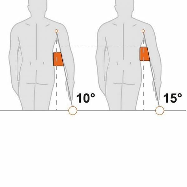 Supporto per spalla con abduzione TOP 4-S